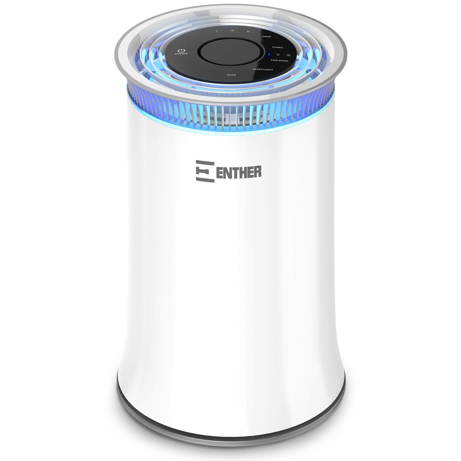 Enther AP1C Air Purifier with True HEPA Filter